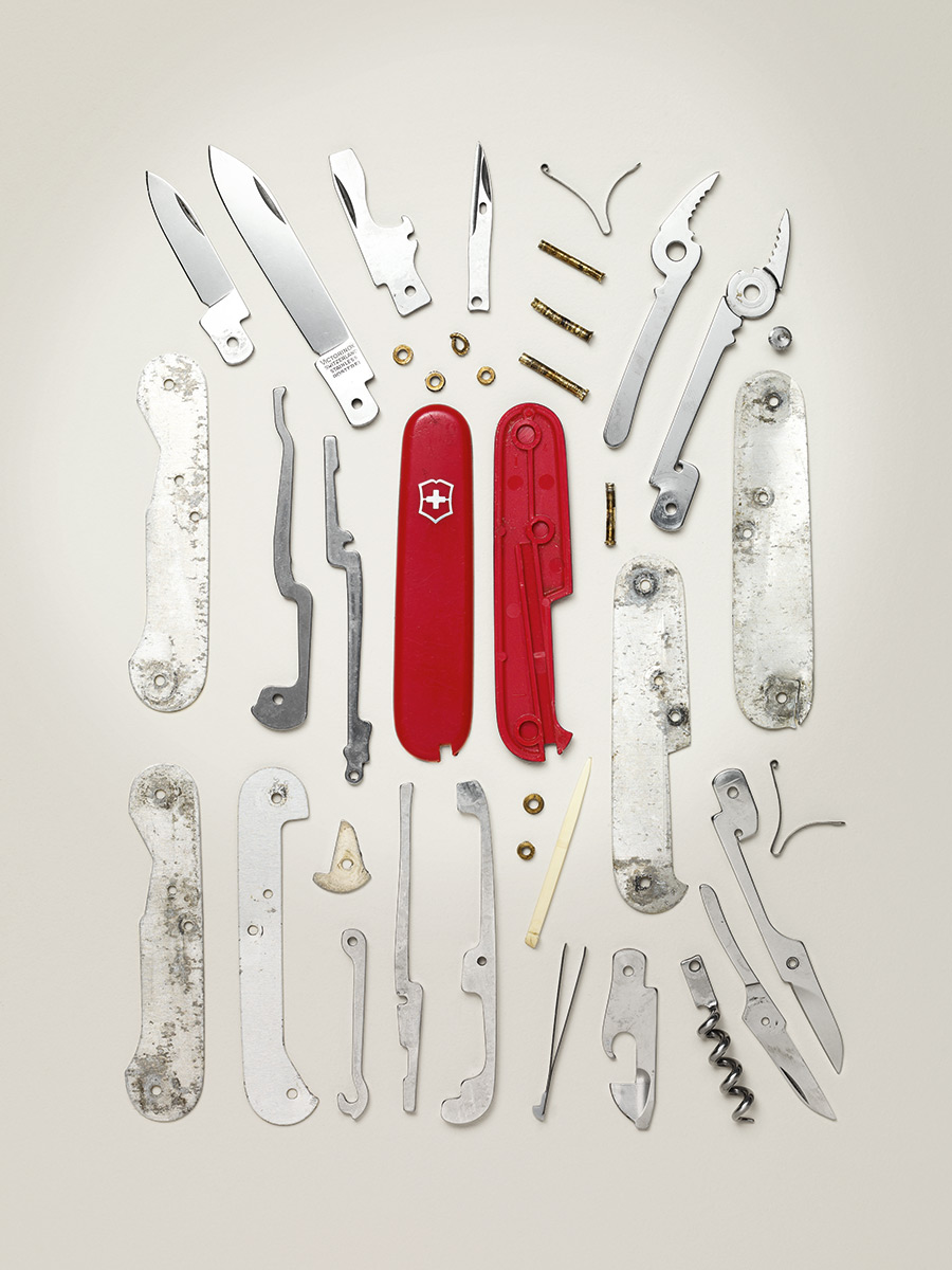 Things Come Apart By Todd Mclellan Kreativica